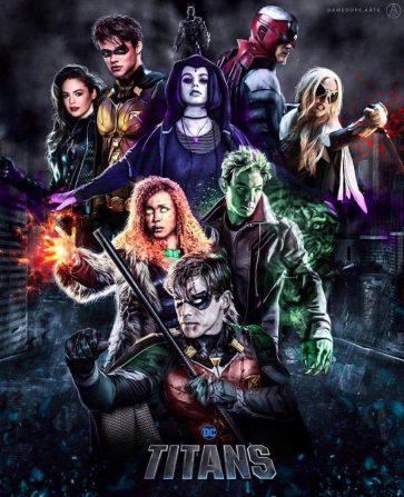 Titans (Temporada 2) 13/13 (2019) [720p] [Dual Latino – Ingles] [Google Drive, Mega]